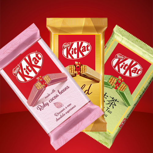KitKat Prémium selection